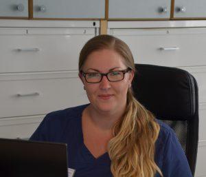 Hanna Broers - Krankenschwester Hausarzt Schulstrasse