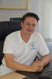 Kay Krumbiegel - Facharzt für Allgemeinmedizin