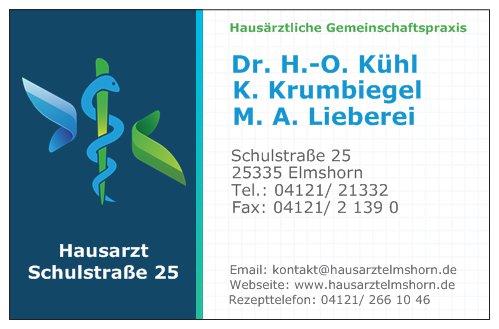 Dr. Kuehl, Krumbiegel und Lieberei - Elmshorn