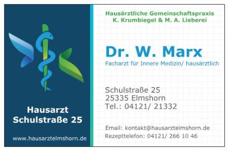 Dr. Wolfgang Marx