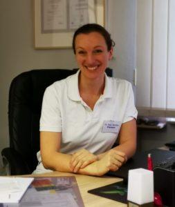 Dr. Henrike Claussen - Fachärztin für Allgemeinmedizin
