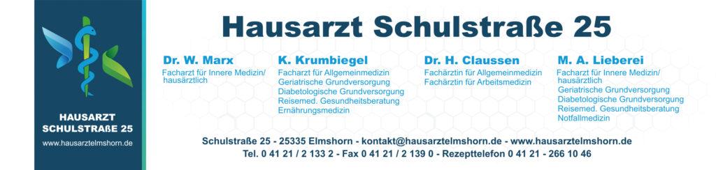 Hausarzt Schulstrasse 25 - Kay Krumbiegel und M. A. Lieberei