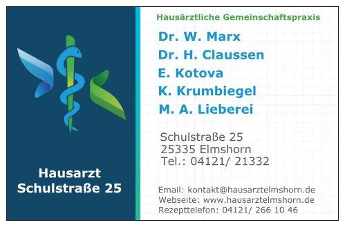 Hausarzt Schulstrasse 25